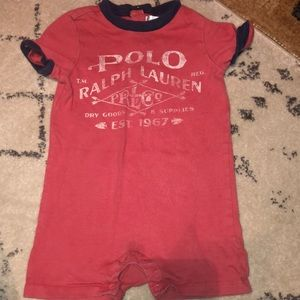 Ralph Lauren size 18 month onesie